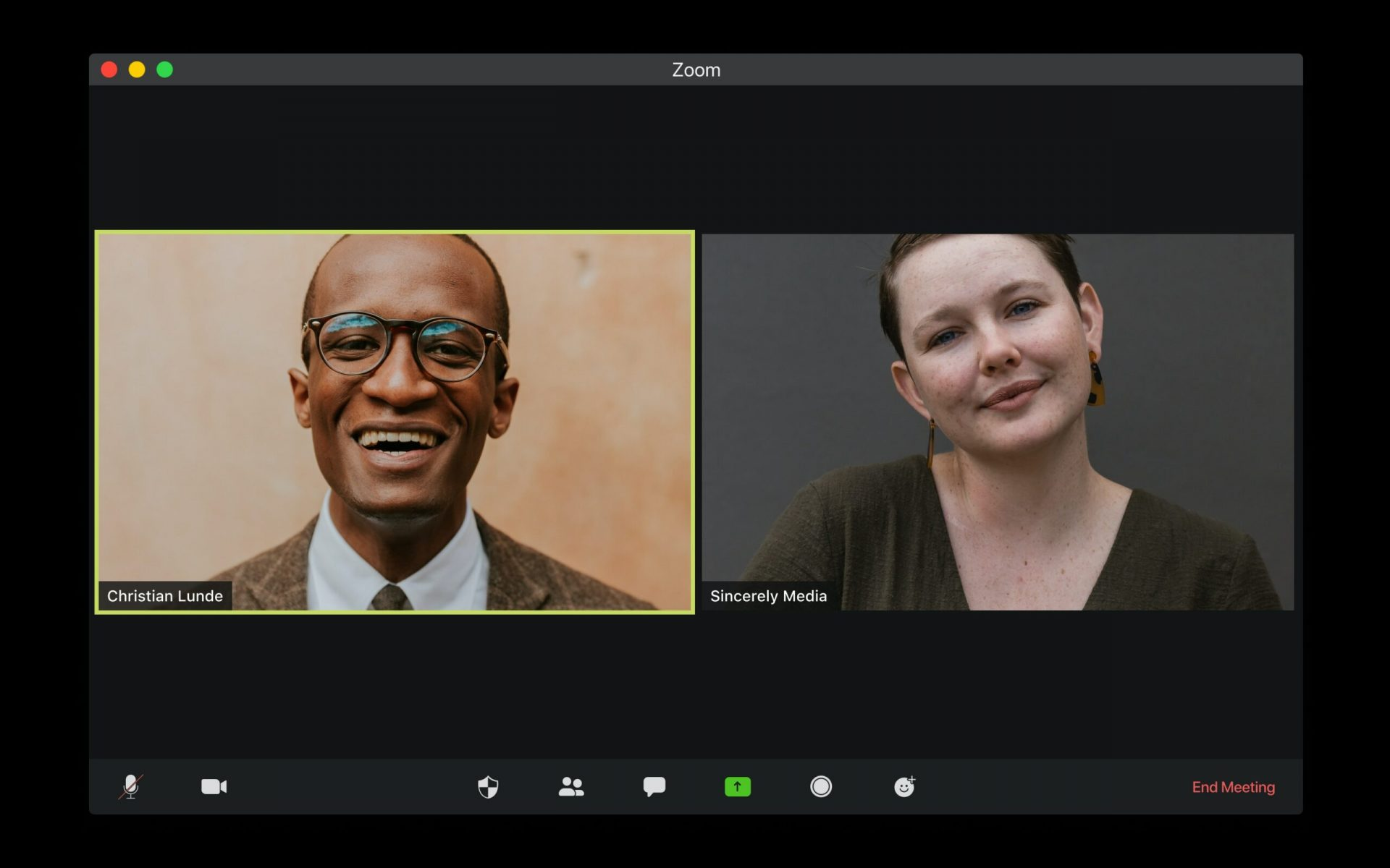 video conference interview tips